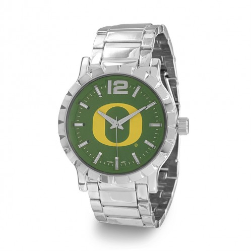Collegiate Licensed University of Oregon Men's Fashion Watch